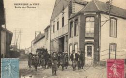 14 - Calvados - Vire - La Beurrerie - Sortie Des Ouvriers - D 3799 - Vire