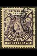 1897 3r Deep Violet, SG 94, Fine Used With Mombasa Cds Cancel For More Images, Please Visit Http://www.sandafayre.com/it - Vide
