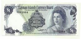 Cayman - 1 Dollar 1974 - Iles Cayman