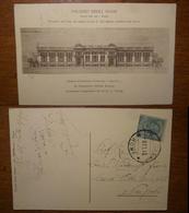 Roma Palazzo Degli Esami 1916 Anni '10 (A) - Enseignement, Ecoles Et Universités