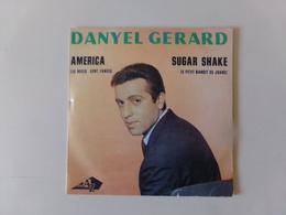 """CD 4 Titres """" Danyel Gérard Avec Les Champions """" - Musique & Instruments"""