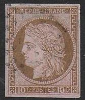 Colonies Générales N° 18 Oblitéré   - Cote : 15  € - Ceres