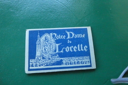F 6 )  Notre Dame De Lorette Dépliant - Frankrijk