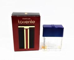 Miniatures De Parfum      TORRENTE POUR HOMME VIDE De  TORRENTE         + Boite - Miniatures Modernes (à Partir De 1961)