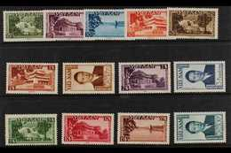 1951 INDEPENDENT STATE (June-Nov) Complete Views And Emperor Set SG 61/73, Fine Never Hinged Mint. (13 Stamps) For More  - Vietnam