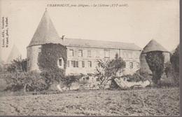 CHARBOGNE - LE CHATEAU - France