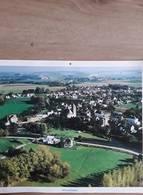 PHOTO AERIENNE DE SOLRE - SUR - SAMBRE  (BELGIQUE)  35 Cm X 29 Cm - Lieux