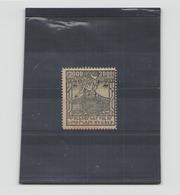 Arménie, 1922, N° 140 * - Arménie