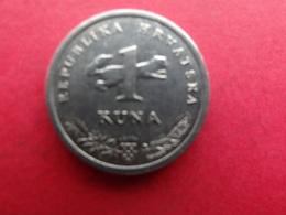 Croatie 1 Kuna 2007  Km 9-1 - Croatie