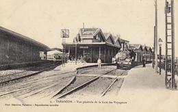 13 TARASCON  Vue Générale De La Gare Des Voyageurs - Tarascon
