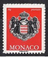 MONACO 2014  - YT N° 2945 - NEUF ** - Monaco