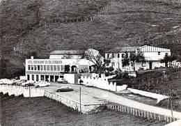 64 .n° 21342 . Col D Osquich . Hotel Restaurant .voitures .vue Generale . Cpsm .10.5 X 15cm . - Altri Comuni