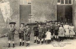 49 LE LONGERON - FETES DE JEANNE D'ARC - MARINS ET APOTRES - Autres Communes