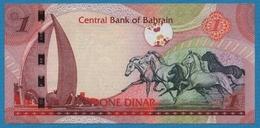 BAHRAIN 1 Dinar L. 2006  P# 26 - Bahreïn