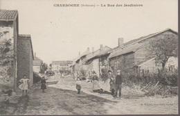 CHARBOGNE - LA RUE DES JARDINIERS - France