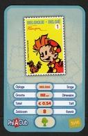 Phil A Club / Card / Bpost / 35-93 / Dupuis / Franquin - Autres Collections