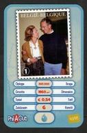 Phil A Club / Card / Bpost / 45-93 / Roi Baudouin / Koning Boudewijn / Reine Fabiola / Koningin Fabiola - Autres Collections