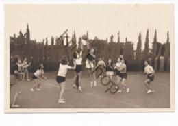 Casablanca - Le Lycée De Jeunes Filles - Une Partie De Basket-Ball [AA46-6.019 - Casablanca
