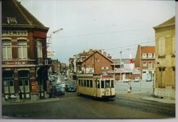 """ANTWERPEN-EKEREN"""" NMVB -TRAMLIJN 72 MARKT 18.5.1963"""" - Photos"""