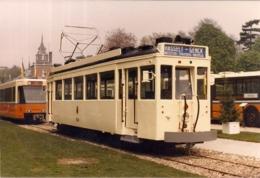"""HASSELT""""NMVB TRAMLIJN HASSELT GENK-07.05.1985"""" - Autres"""