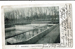 CPA Carte Postale- Belgique-Mariemont- Bassin De Natation En1904? -VM12716 - Morlanwelz