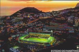 FOOTBALL CP STADE  DO MARITIMO PORTUGAL - Football