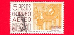 MESSICO - Usato - 1975 - Querétaro - Architettura Coloniale - 5 - Messico