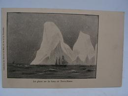 CPA LES GLACES SUR LES BANCS DE TERRE NEUVE 790 - Newfoundland & Labrador