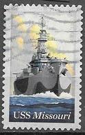 """2019 (forever) USS """"Missouri"""", Used - Verenigde Staten"""