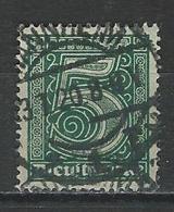 Deutsches Reich Mi D23  O - Dienstpost