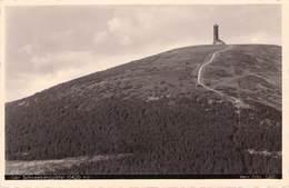 DER SCHNEEBERGGIPFEL IM GLATZER LAND   /ak361 - Schlesien