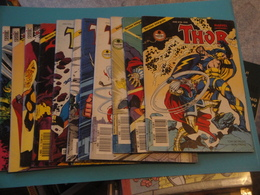 Thor Lot De 11 N°s Version Integrale Marvel Semic France Bon Etat + - Thor