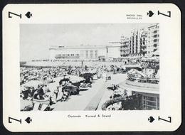Speelkaart / Carte à Jouer / Joyaux De Belgique / Sieraden Van België / Oostende / Ostende / Kursaal / Strand - Cartes à Jouer Classiques