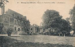 ( CPA 76 )  BLANGY-SUR-BRESLE  /  Manoir De Penthièvre (1636) - (Hottineaux) - Blangy-sur-Bresle