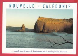 CPM- Nouvelle Calédonie - Le Bonhomme De La Roche Percée , BOURAIL* SUP* 2 SCANS - Nueva Caledonia
