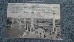 CPA - EXPOSITION UNIVERSELLE  DE LIEGE 1905  - PONT DE FRAGNEE - Other