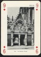 Speelkaart / Carte à Jouer / Joyaux De Belgique / Sieraden Van België / Hoei / Huy / Het Betlehem Portaal - Barajas De Naipe