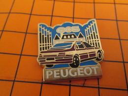 919 Pin's Pins / Belle Qualité Et Rare / THEME AUTOMOBILES : PEUGEOT 605 Par HELIUM - Peugeot