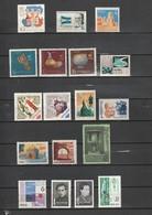 RUSSIE (URSS) - COLLECTION DE TIMBRES NEUFS** - VOIR DESCRIPTIF COMPLET - 24 SCANS - Collections