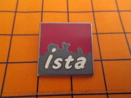 1015b Pin's Pins / Belle Qualité Et Rare / THEME MARQUES : ISTA Mons Connu Que YMCA !! - Marques