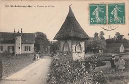 76 Saint Aubin Sur Mer. Chemin De La Mer - Francia