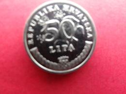 Croatie  50 Lipa  2007  Km 8 - Croatie
