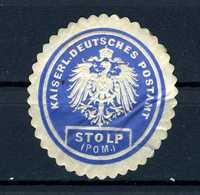 Allemagne  Cinderella Keizerl Deutsches Postamt - Duitsland