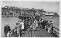 HELGOLAND - AUF DEM NEUEN SEESTEG Vor 1945  /ak379 - Helgoland