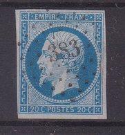 "FRANCE : PC 383 . "" BESSE SUR DURANCE  "" . (04) . N° 14 . B . ( CATALOGUE MATHIEU ) . - Marcophily (detached Stamps)"