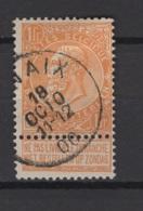 Belgique: 1900. COB N° 65. TB/BB. Oblitéré. - 1893-1900 Fine Barbe
