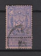Belgique: 1894. COB N° 70. BB. Oblitéré. Une Dent Courte. - 1893-1907 Coat Of Arms
