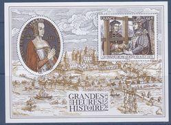 = Les Grandes Heures De L'Histoire De France Anne De France Traité De Picquigny Neuf 2x1.46€ N° 5161 5162 F5161 - Mint/Hinged
