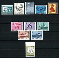 Yugoslavia (7 Series Diferentes) Nuevo - Collections, Lots & Séries