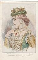 Cartolina - Postcard / Non  Viaggiata - Unsent / Katharina Cornaro - Regina Di Cipro. - Koninklijke Families